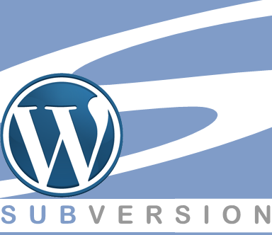 Fun?! with Subversion and WordPress